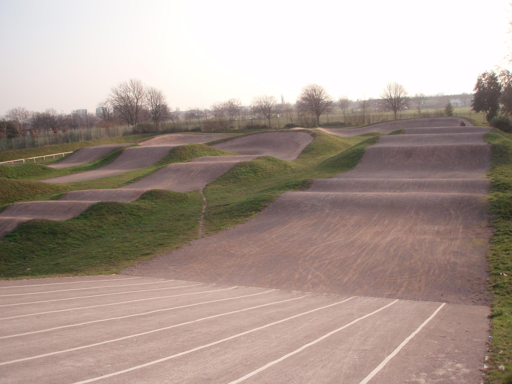 Dagenham BMX Track
