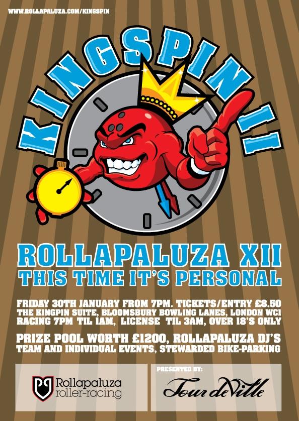 rollapaluza Kingspin