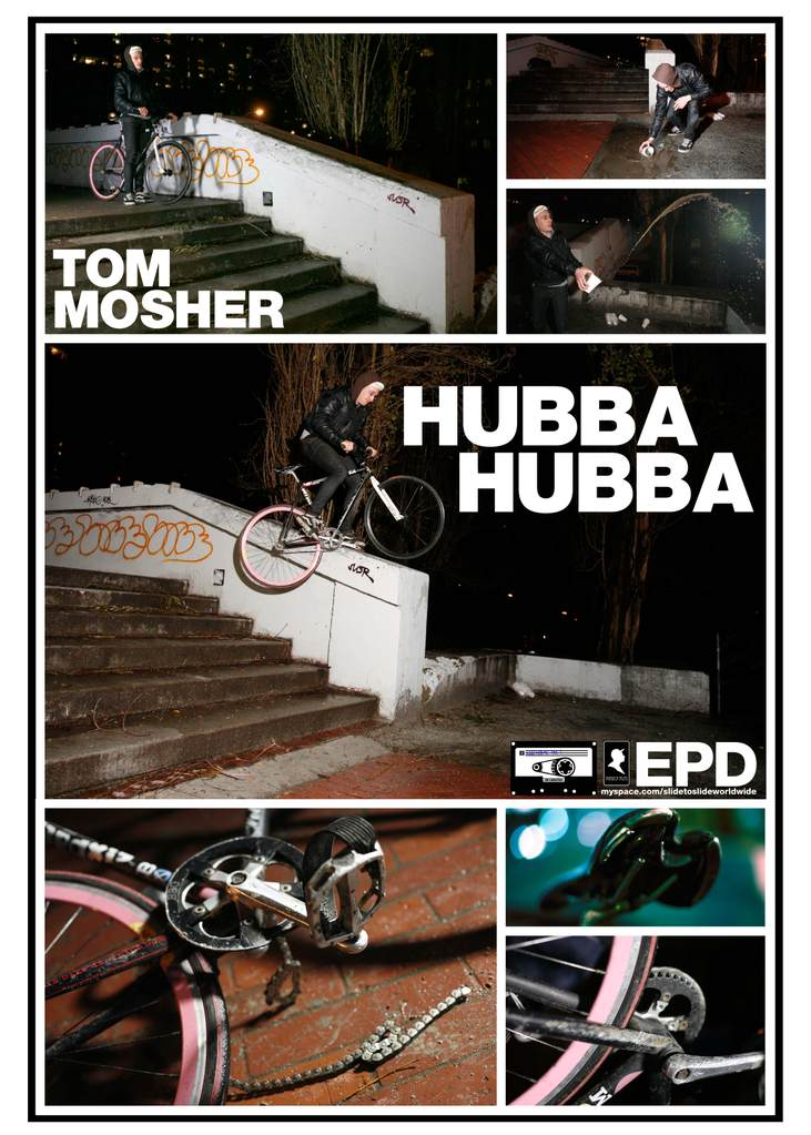 Mosher Hubba Ledge