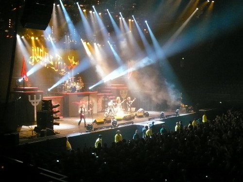 judas priest at wembley