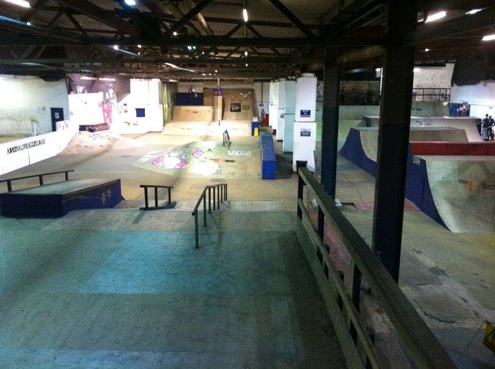 corby skatepark adrenaline alley