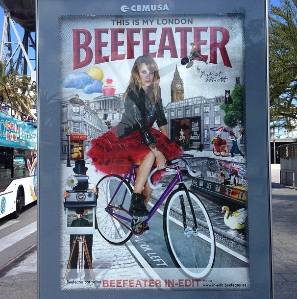 juliet beefeater bus stop