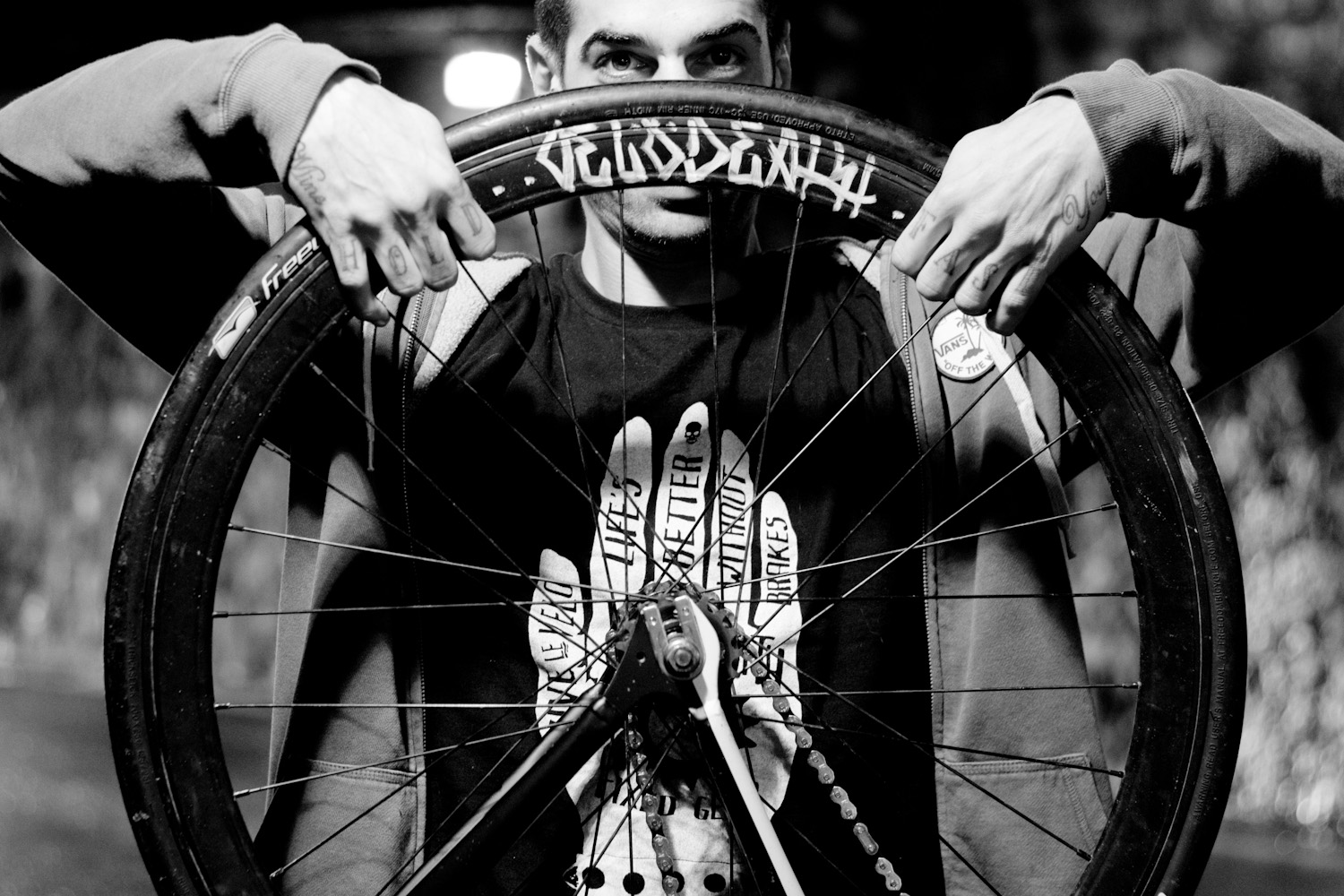 dave velodeath wheel