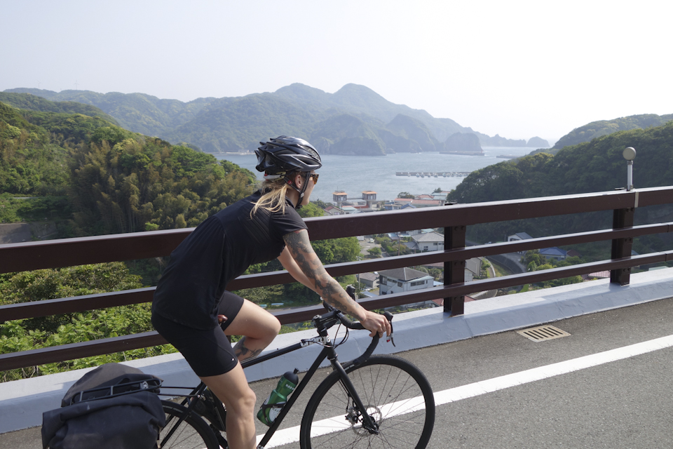 japan cycle touring bike packing 1